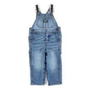 OSHKOSH overalls, boy's size 18M